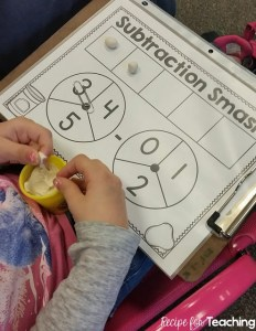 Subtraction Smash 2 is a fun guided math game