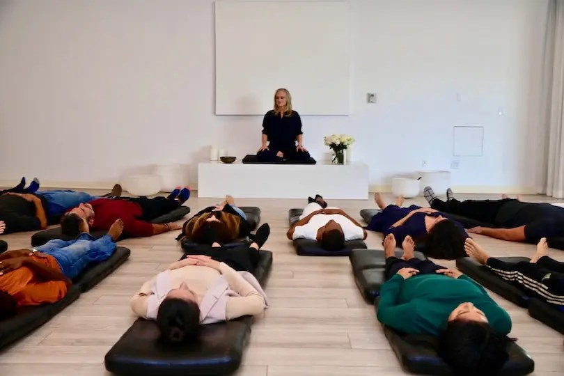 how to lead guided meditation blog