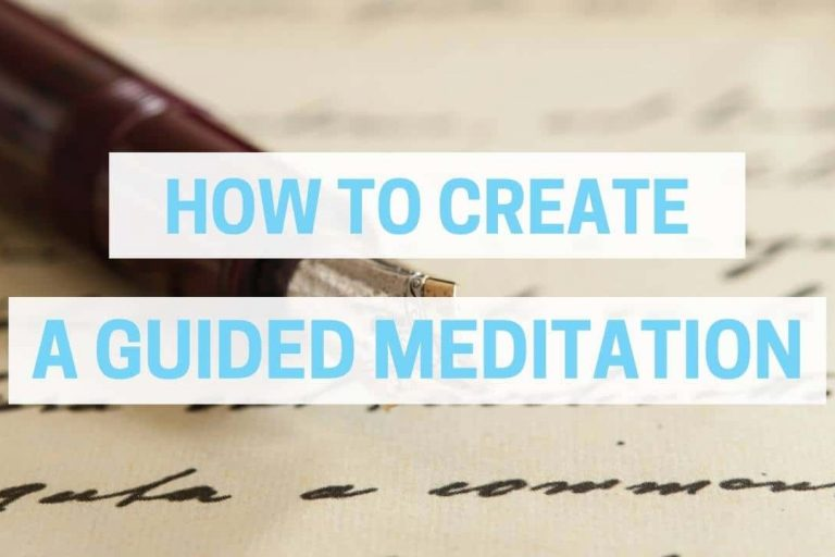 How to Create a Guided Meditation blog image