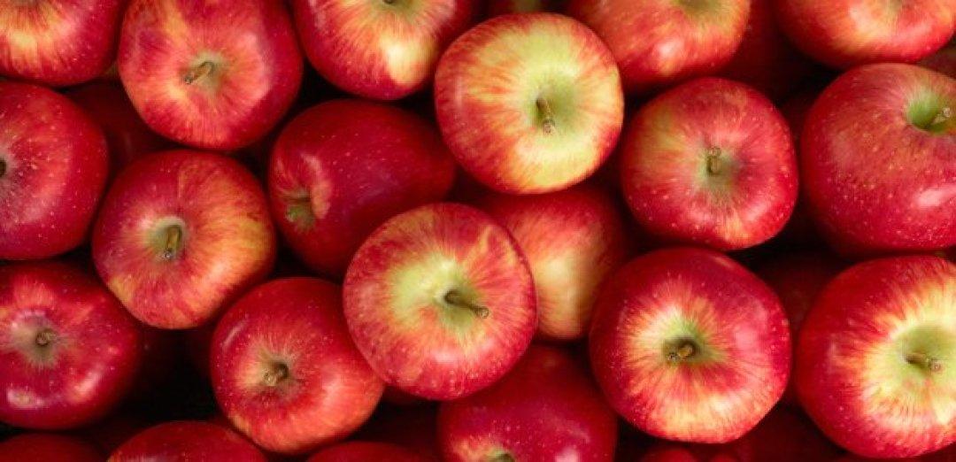 manzanas frescas