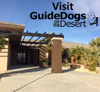 Visit Guide Dogs of the Desert