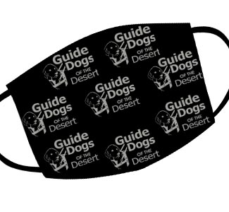 Guide Dogs of the Desert Masks