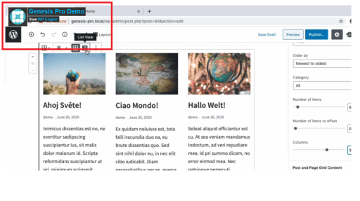 How to Easily Customize WordPress Design and Create Custom Design Without Writing Any Code and Genesis theme pro