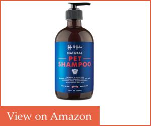 Fifi & Fido Oatmeal Dog Shampoo