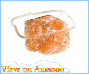 Himalayan 3-6 Lb Salt Rock with Rope