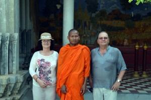 Dany et Gerard au Laos