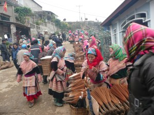 Marche de Bac Ha