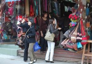 Village de la soie de Van Phuc