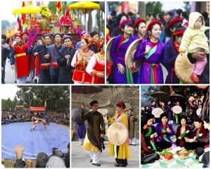 la fête des chants alternés de Lim dans la province de Bac Ninh