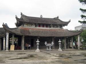 Les maison communales ý yên