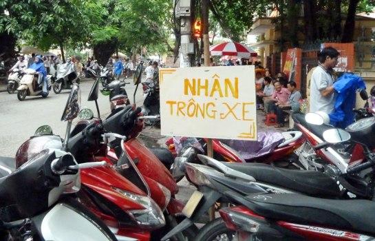 7 choses moins aimables voyage vietnam trottoir