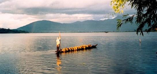 lac de lak haut plateau du centre