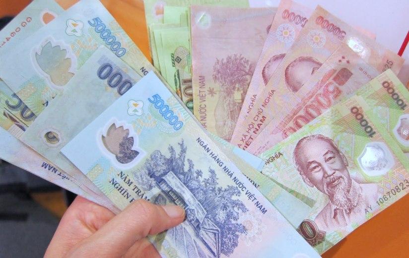 changer de l'argent au Vietnam 1