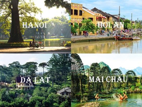 climat du vietnam fevrier