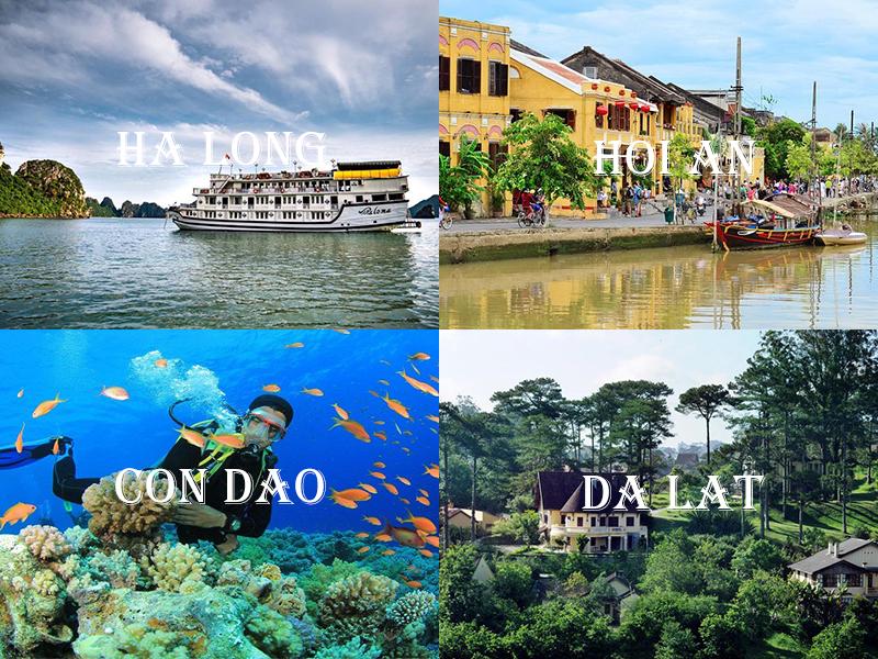climat du vietnam juin
