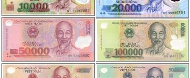 Monnaie au Vietnam: Taux de change, paiement, pourboire et budget