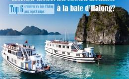 Comment réserver une croisière abordable à la baie d'Halong?