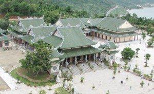 La pagode Linh Ung
