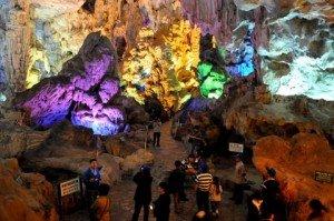 La grotte du Palais Céleste  ou Dong Thien Cung