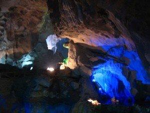 La grotte de Tam Thanh