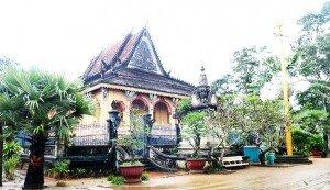 La pagode de Nodol