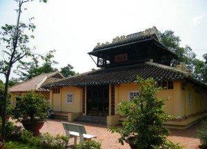 Le temple de Van Thanh
