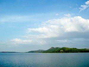 Le lac Dau Tieng