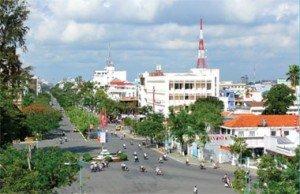 La province de Tra Vinh