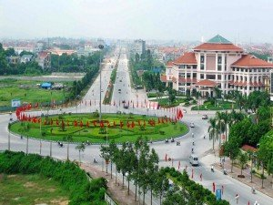 La province Bac Ninh