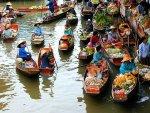 Les marchés flottants
