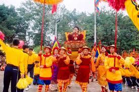 Fête de Dong Da Hanoi