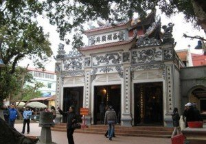 Temple de Tay Ho