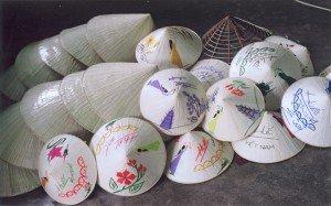 Chapeau conique vietnam