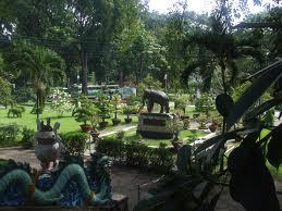 Le jardin botanique et zoologique