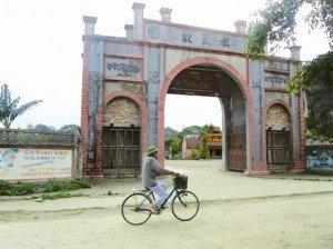 La porte Tam Quan