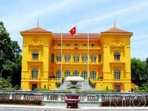 Palais du gouverneur d'Indochine