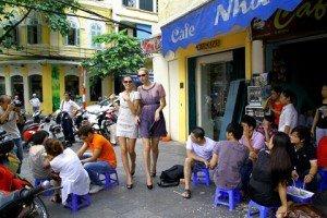 acien quartier Hanoi