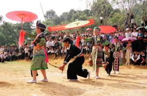 L'originalité des flûtes des H'mông au Nord-Ouest du Vietnam