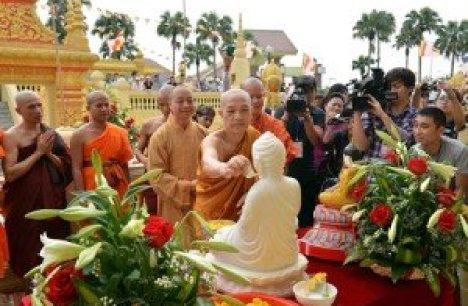 La fête Chol Chnam Thmây à Hanoi
