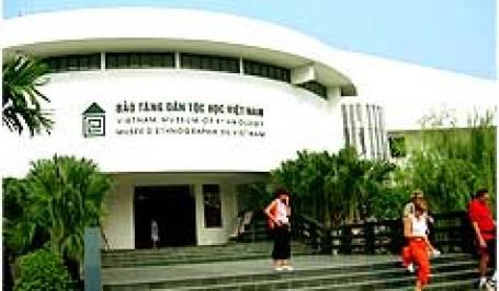 Visite le Musée d'Ethnographie Hanoi