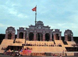 La Porte du Midi à Huê, province de Thua Thiên-Huê