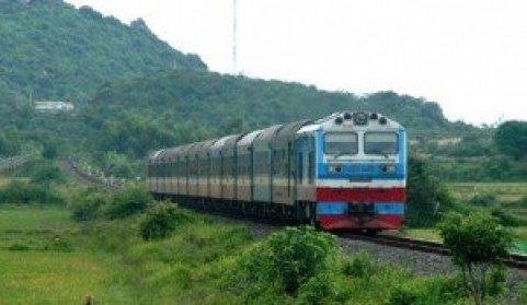 Train du Vietnam