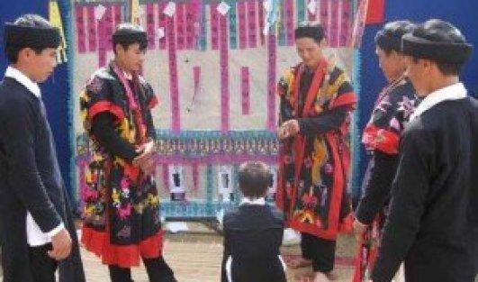 minorite des Dzao ou l'ethnie Dao