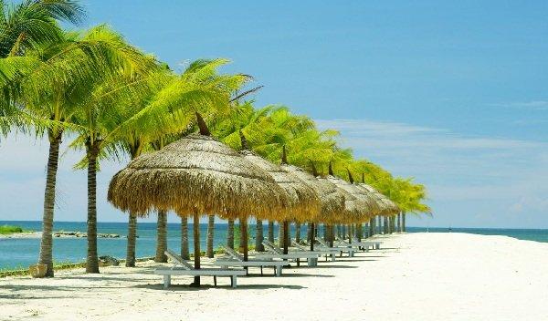 Vacances a la plage de Nha Trang
