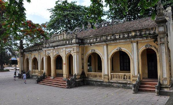 Village de Dong Ngac a Hanoi