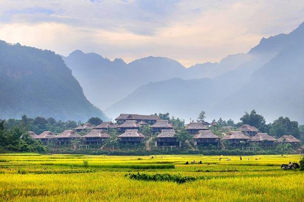 Visite Mai Chau et ses incontournables
