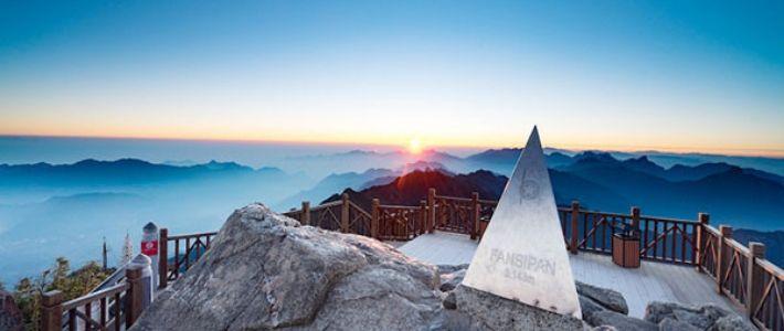 Mont Fansipan à Sapa