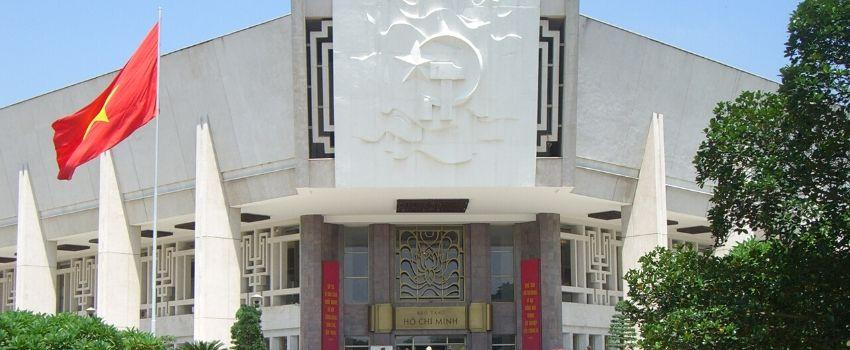 Musée de Ho Chi Minh Hanoi