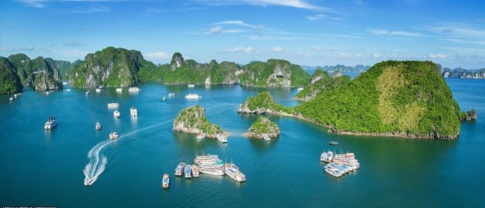 Baie d'Halong - Voyage en couple au Vietnam