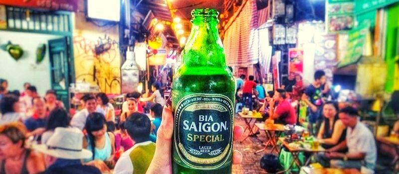 Vie nocturne à Hanoi